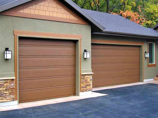 Type of Door Between the House and Garage