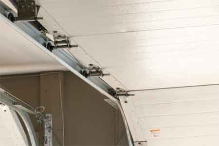 Can I install the garage door cables