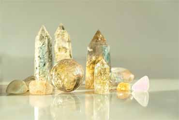 Source of Crystals & its History