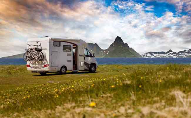 Keep Mice from Getting into your RV